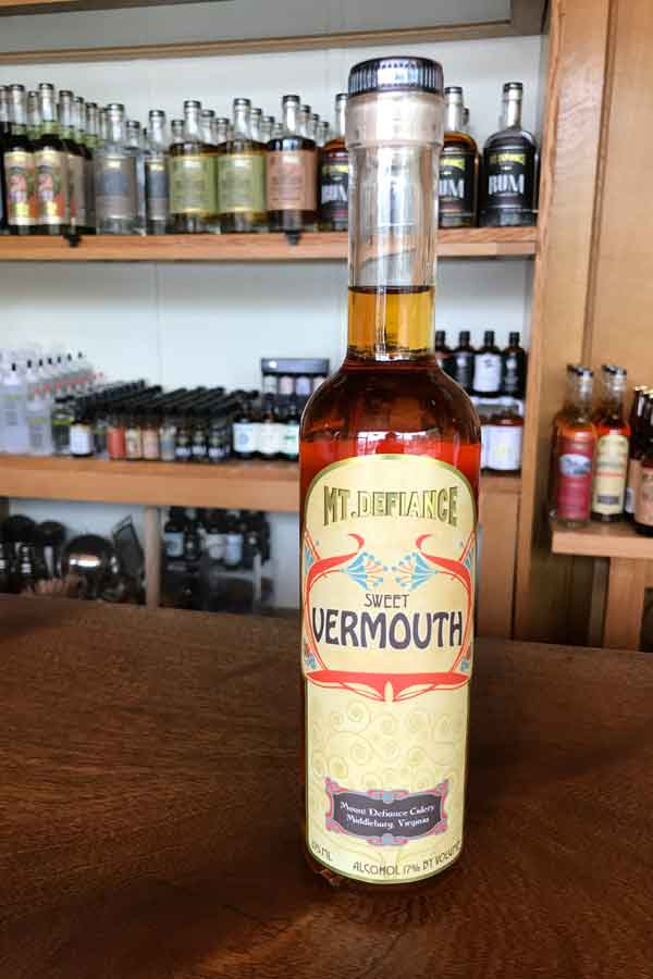 Mt Defiance Sweet Vermouth